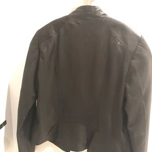 Cole Haan Jackets & Coats - Cole Haan Leather jacket